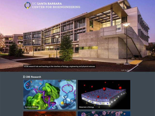 Center for BioEngineering 2019