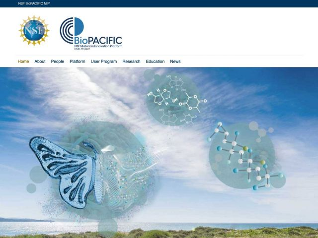 NSF BioPACIFIC MIP Website
